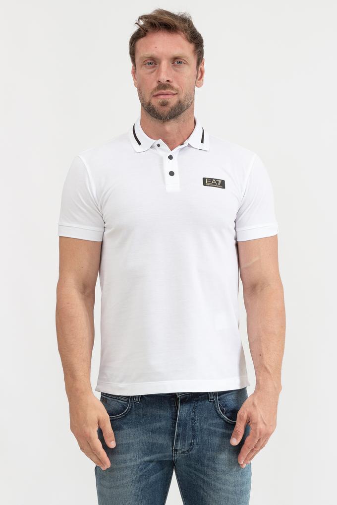 EA7 Erkek Polo Yaka T-Shirt