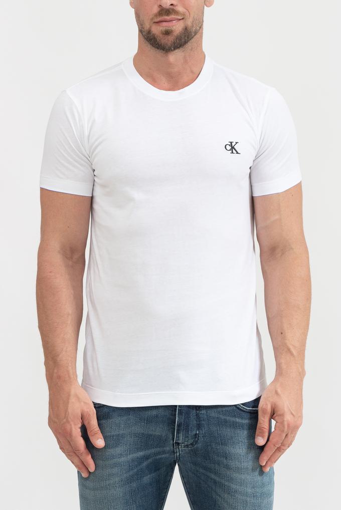 Calvin Klein Erkek Slim Fit T-Shirt