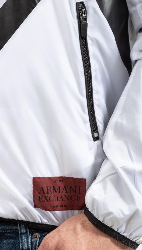 Armani Exchange Erkek Mont