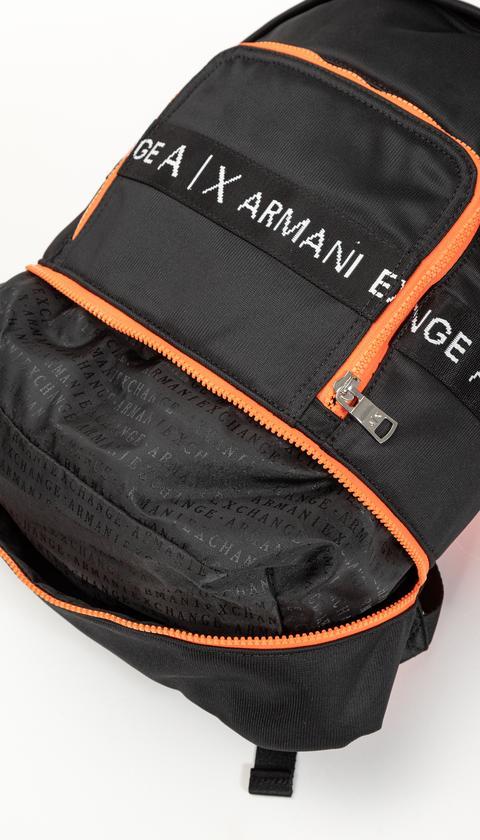 Armani Exchange Erkek Sırt Çantası