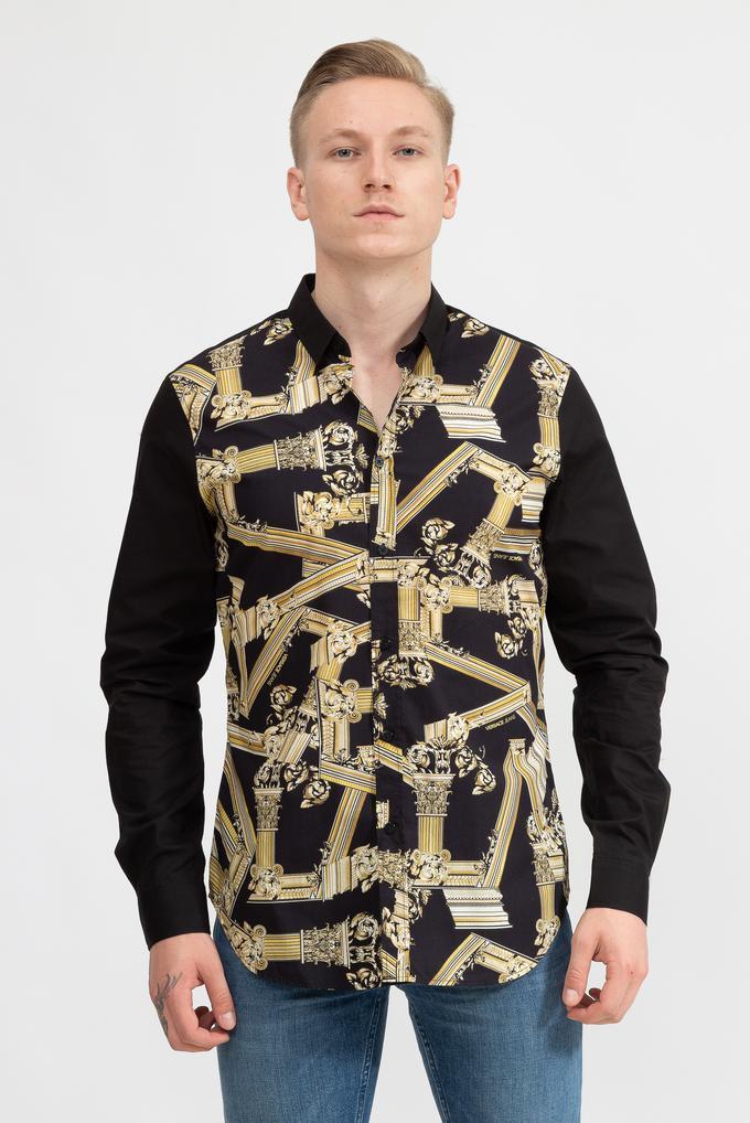 Versace Jeans Couture Erkek Gömlek