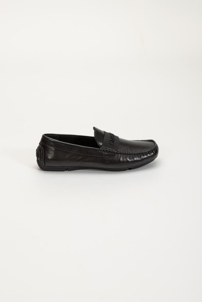 Emporio Armani Erkek Loafer