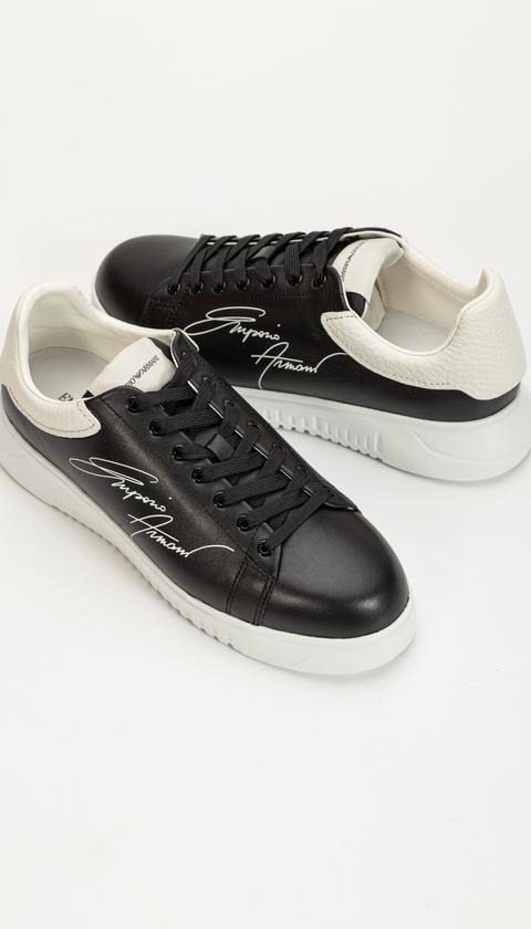Emporio Armani Erkek Sneaker