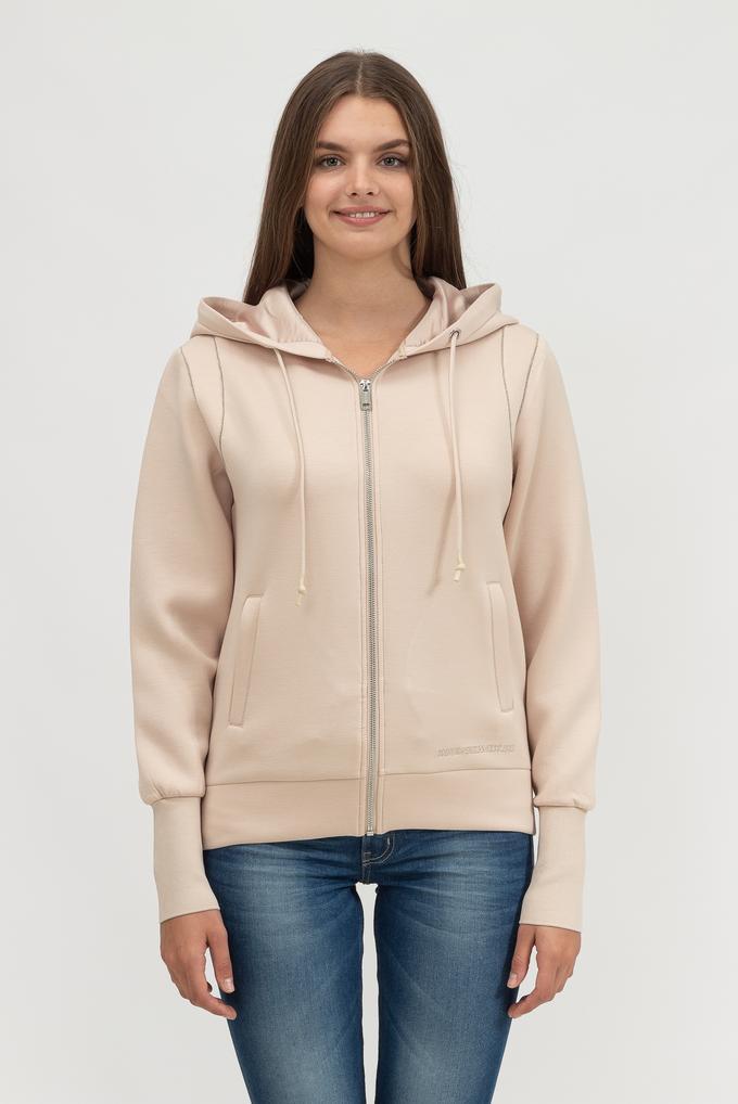 Guess Kadın Fermuarlı Sweatshirt