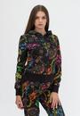 Versace Jeans Couture Kadın Fermuarlı Sweatshirt