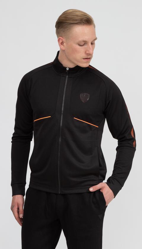EA7 Erkek Bisiklet Yaka Sweatshirt