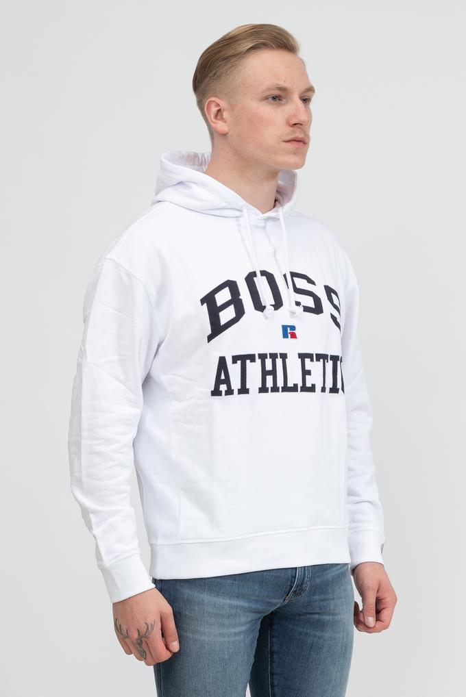 Hugo Boss Erkek Kapüşonlu Sweatshirt