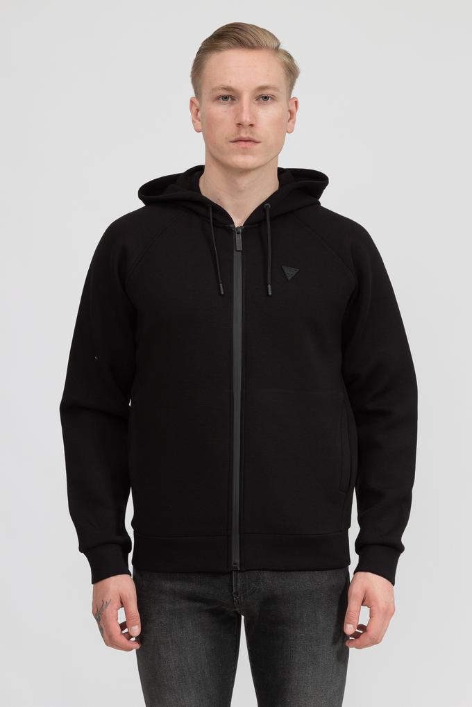 Guess Erkek Fermuarlı Sweatshirt