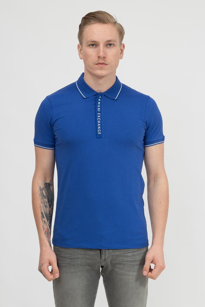 Armani Exchange Erkek Polo Yaka T-Shirt