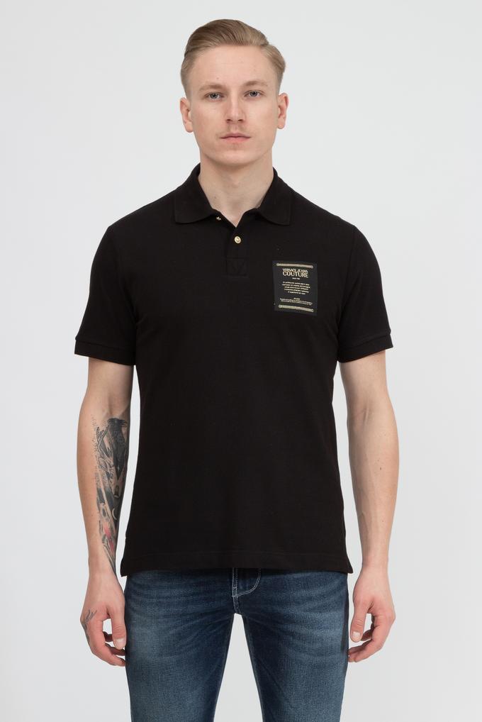 Versace Jeans Couture Erkek Polo Yaka T-Shirt