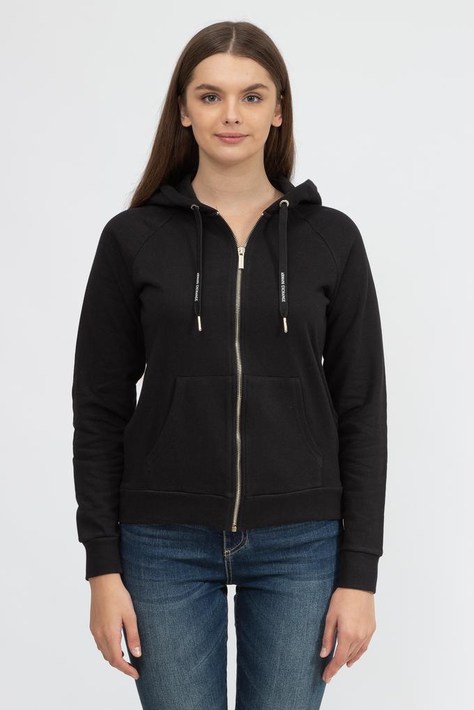 Armani Exchange Kadın Fermuarlı Sweatshirt