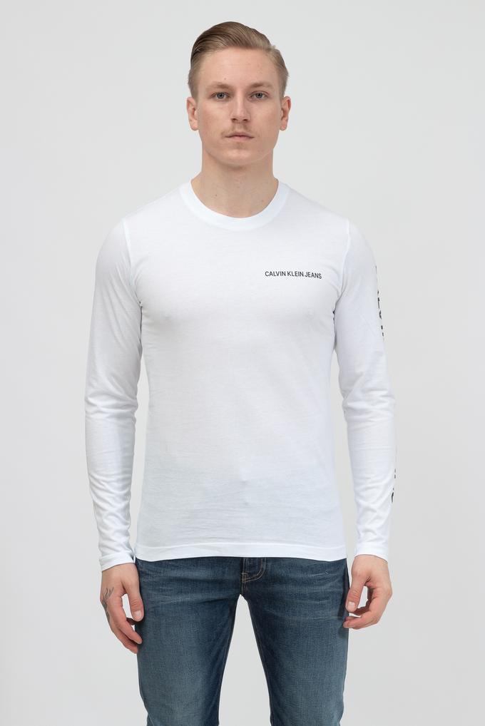 Calvin Klein Erkek Uzun Kollu T-Shirt